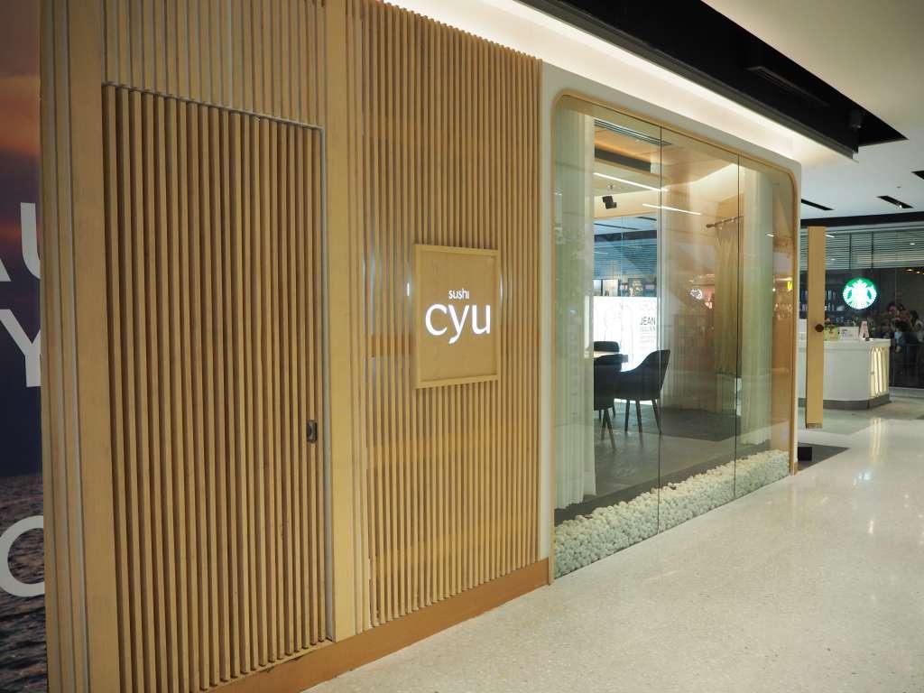 รีวิวร้าน Sushi Cyu