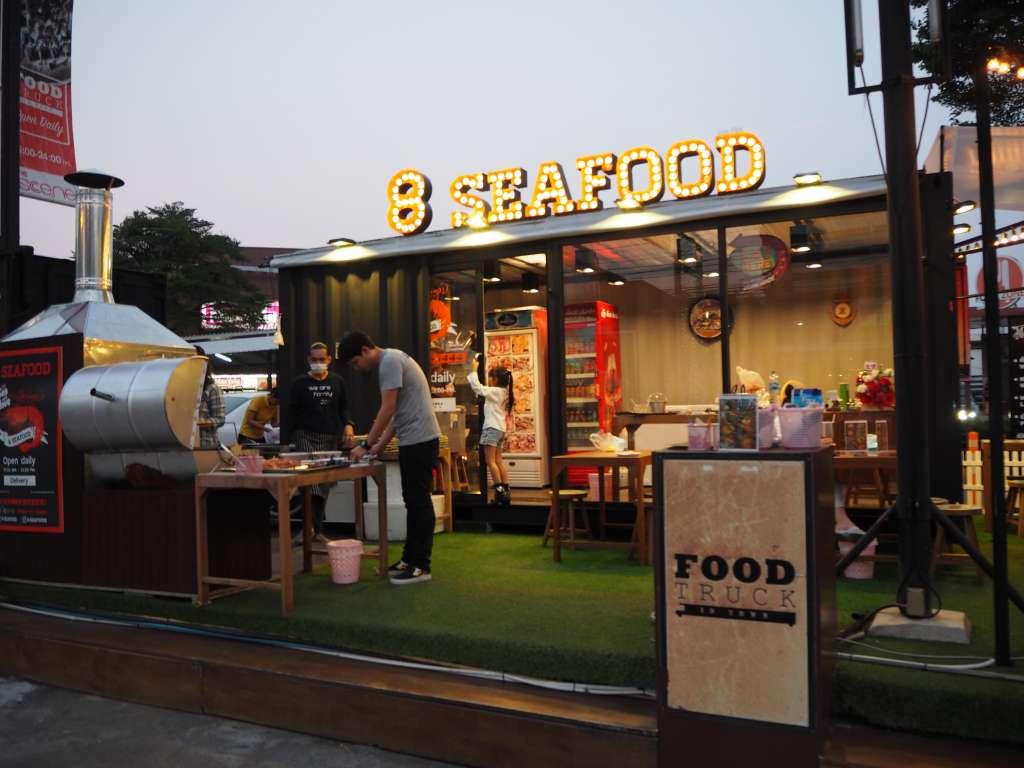 8 Seafood
