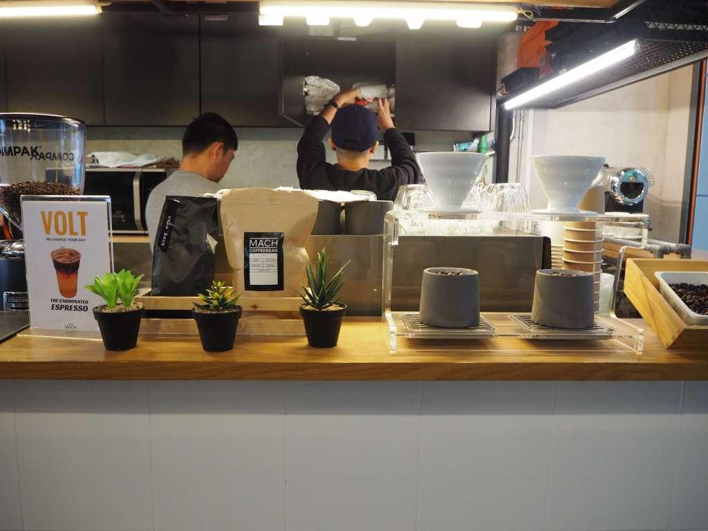 Cafe Mach